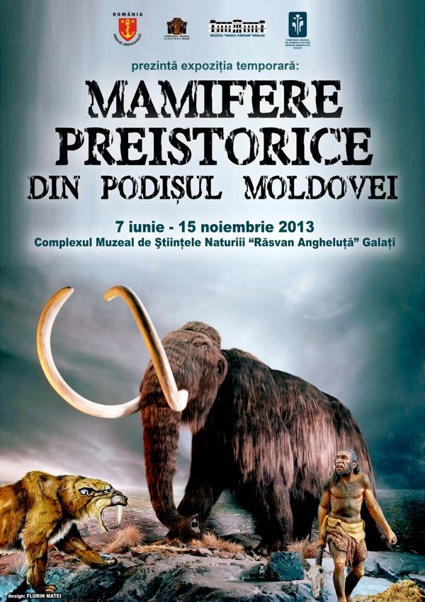 afis-Mamifere-preistorice-2013