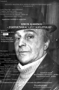 Afis-Simon-Ajarescu