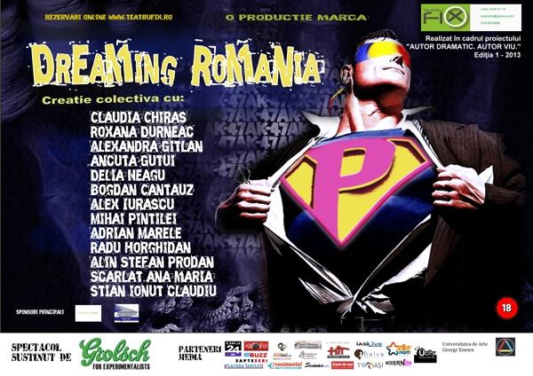 dreaming romania