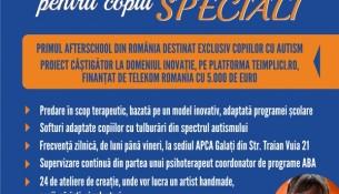 APCA Galati afis