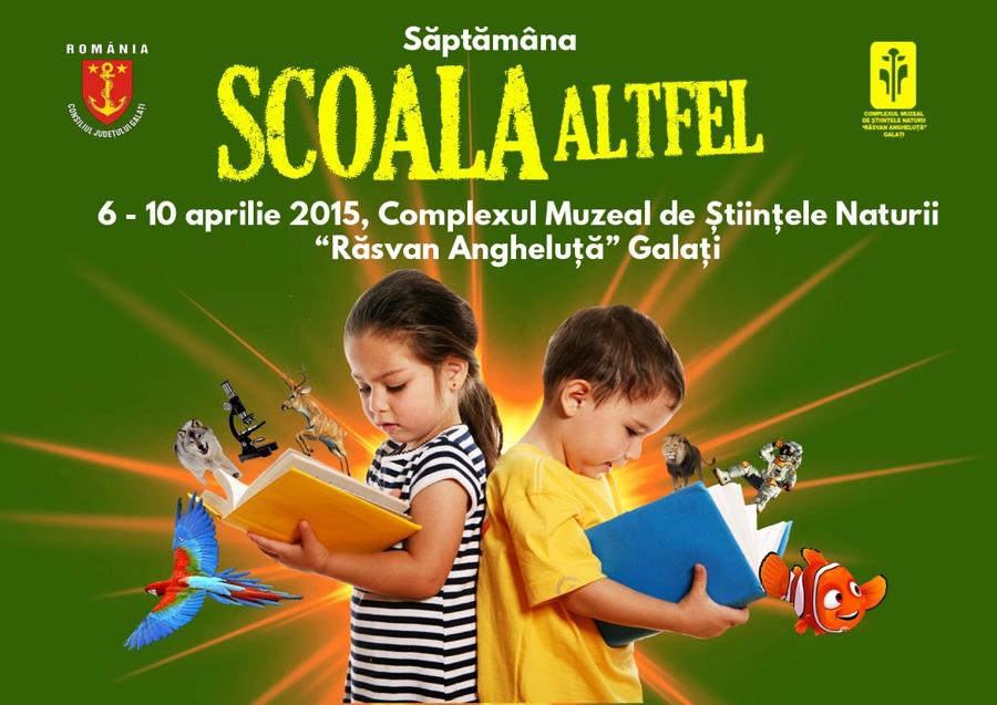 web Scoala Altfel 2015